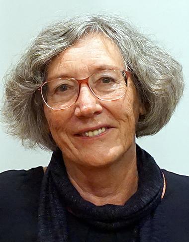 3. Vorsitzende Dr. Gisela Sigrist