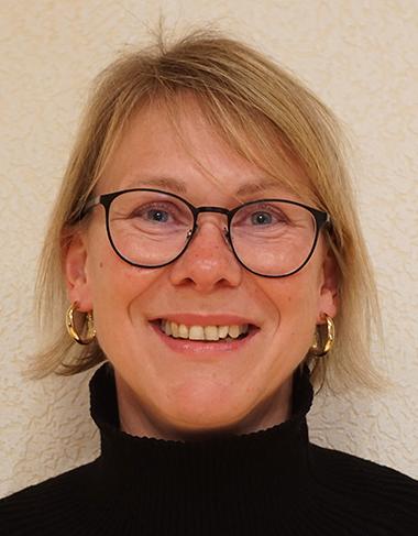 2. Schatzmeisterin Simone Maier