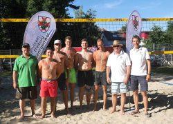 40 Die Sieger des Turnier              Das Team Buktu