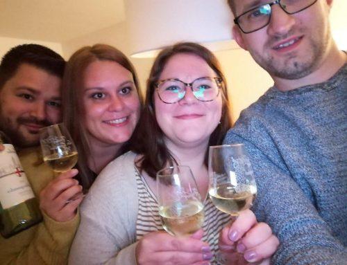 Nachlese und Impressionen der 1. virtuellen Weintage 2021