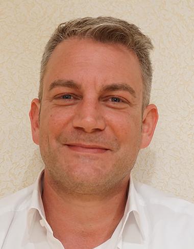 2. Vorsitzender Simon Rank